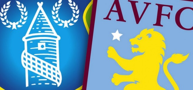 Everton V Aston Villa-1285281