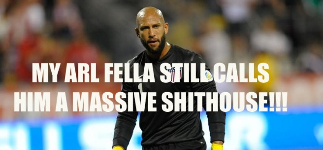 tim howard copy